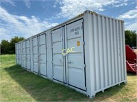 NEW 10' High Cube Multi Door Container