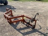 3pt Track Plow