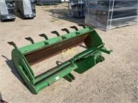 6' Gannon Rollover Box Blade w/Rippers
