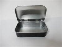 Lot of (3) Assorted small Metal Tins
