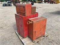 4pc Tool Boxes
