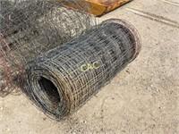 1 New Rolls & 3 Used Rolls Net Wire