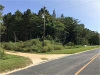 Building Lot in Sampson County, NC selling Absolute!