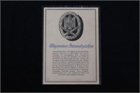 ONLINE ONLY - Historical & Military Related Ephemera Auction