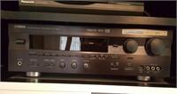 814 - PIONEER SYSTEM; YAMAHA DVD/VIDEO CD/CD PLAYE