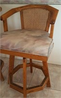 814 - PAIR OF ACCENT CHAIRS