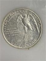 STONE MOUNTAIN MEMORIAL HALF DOLLAR (47)