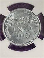 GRADED 1943 S MS65 PENNY (11)