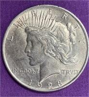 1923 - PEACE SILVER DOLLAR (53)