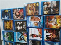 815 - LARGE LOT OF MOVIES