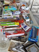 815 - PAPER/PLASTIC STORAGE BAGS & WRAPS