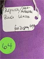 REPLICA ROLEX CHANEL WATCH (64)