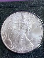 2002 - SILVER AMERICAN EAGLE DILLAR (37)