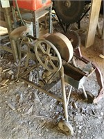 Timberlake farm equipment online auction