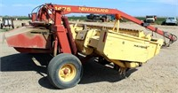 New Holland 1475 Swather (view 3)