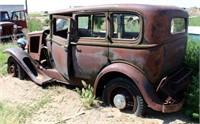 1931 Buick Sedan Car Body (no title/parts car)