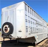 1984 Merritt Cattle Pot TL, aluminum