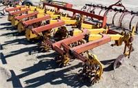 Cultivator, 3-pt, 6-row