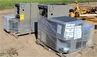 (2) Furnace/AC Units, 300,000 BTU