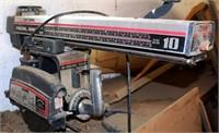 Old Craftsman 10 Radial Saw