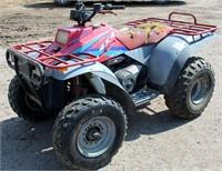 Polaris 400 4-Wheeler,4x4