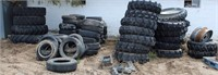 Misc Tires (many more not pictured)