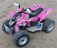Child Size 4-Wheeler, battery operated