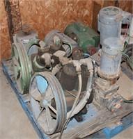 Elec Motors, Pumps