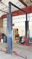 Lift Dist. of America Auto Lift, Mdl TP0-9, 9000 lb cap (to be removed by buyer)
