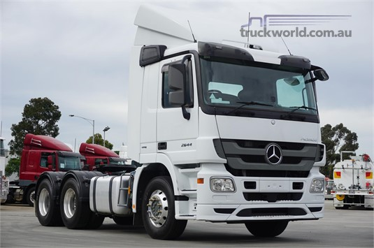 2015 Mercedes Benz Actros 2644 - Trucks for Sale