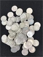 Coin Auction Ending Oct. 8 Bulk Silver