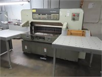 "1993 Polar Mohr 45"" Paper Cutter Model 115EMC"