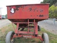 Reddick Gravity Bed on United Farm Tools Running