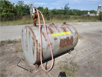 Diesel Fuel Tank on Skids, 250 gal?