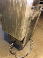 (2) Basket Deep Fryer