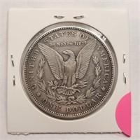 1883 - MORGAN SILVER DOLLAR (9)