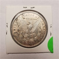 1921 - MORGAN SILVER DOLLAR (16)