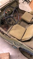 1943 Army Willys MB Jeep