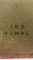WWII 1940's Oshkosh Trunk plus more