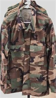 Military Issued Fatigue Jackets