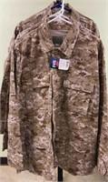 Desert Fatigue Jackets