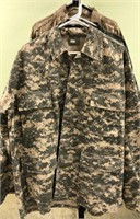 Military Fatigue Jackets