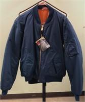 Flight Jacket & EMT Pants