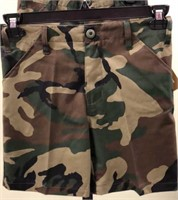Boys Camo Clothes