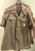 Men's Military Issued Shirts