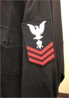 Navy Military Issued Shirts