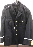 1950's NYPD Dress Coat & Military Coats