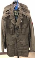 Vietnam War Marine Corp Dress Jackets