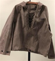 WWII Military Issued Navy Coat