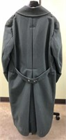 German Officers Trench Coat